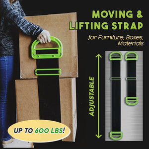 Moving Lifting Straps