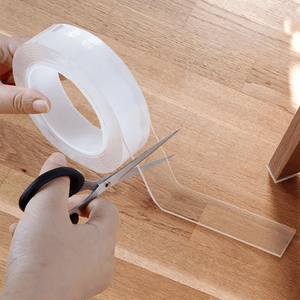 Reusable Nano Magic Tape