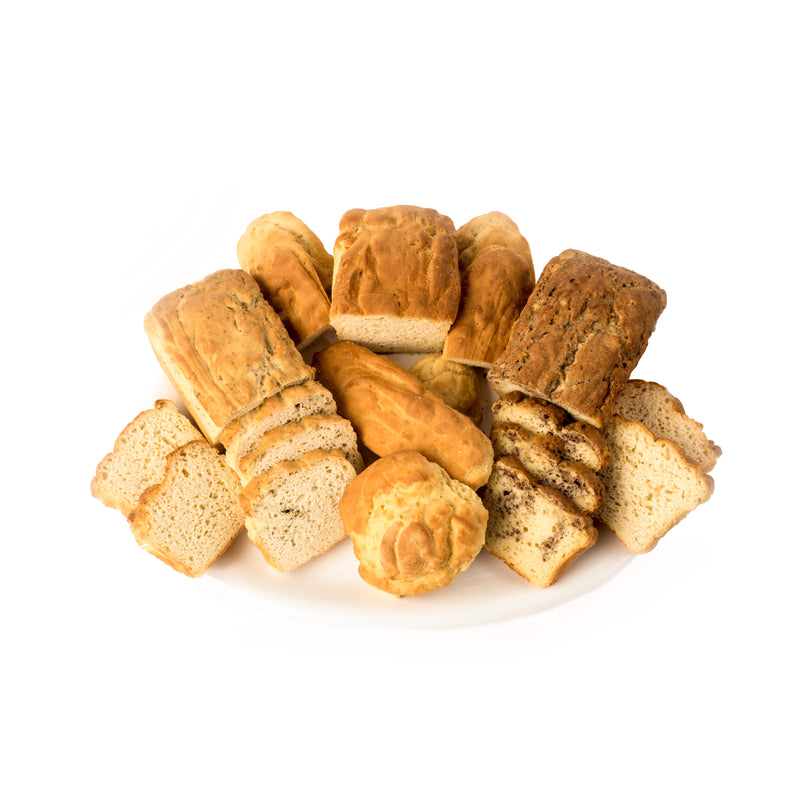 OMGF Bread: Featured Flavours