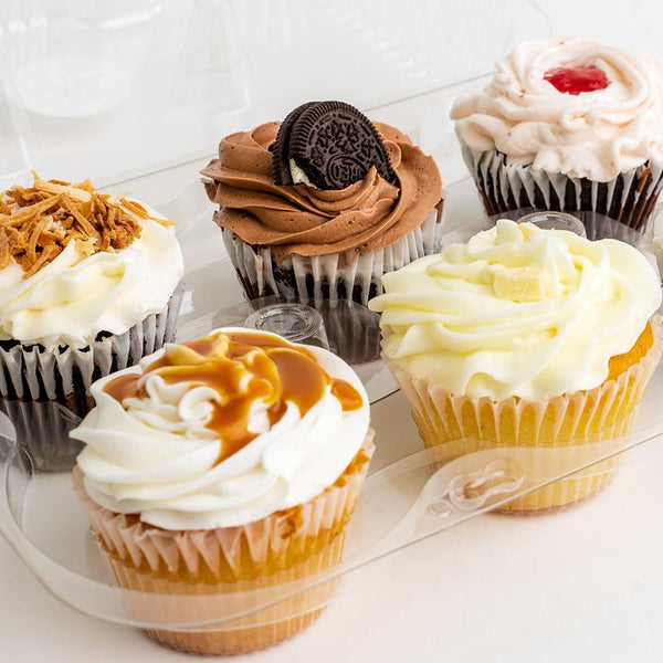 Assorted Cupcake Packs