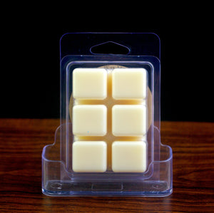 Sandalwood Soy Wax Melts Tarts - 6 Pack Container - Fragrance Oil Scented