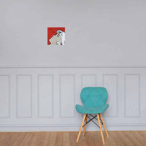 Ouvrir l'image dans le diaporama, A monkey in my brain Mug - LIMITED EDITION - Tampopo Dinnerware La Little Popart Gallery