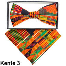 Load image into Gallery viewer, African Kente Print Vest Set #3