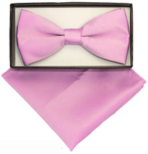Load image into Gallery viewer, Lavender Bow Tie