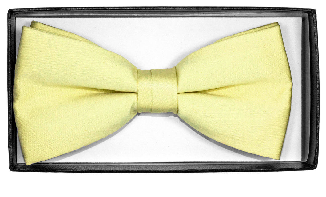 Maize Bow Tie