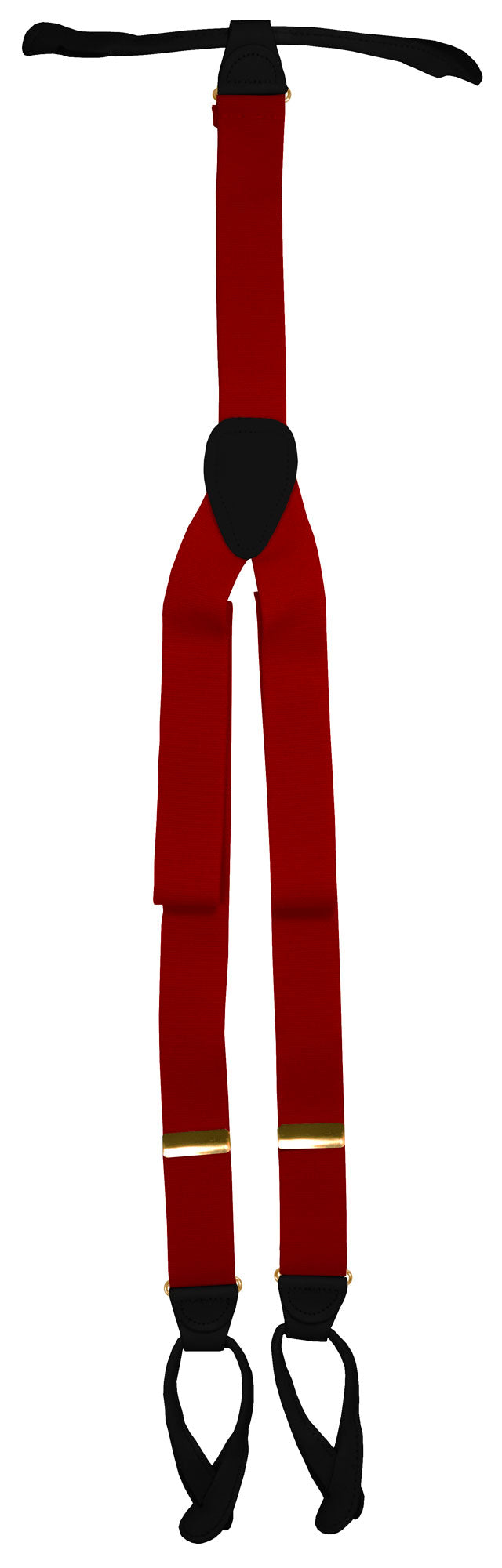 Red Button Suspenders