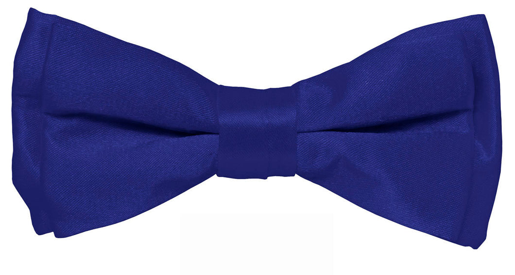 Royal Boys Solid Bow Tie Only