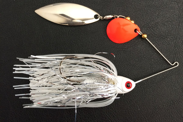 "3/8 oz. ""Upper Mississippi Special"" Spinnerbait"
