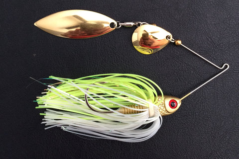 1/2 oz. Tandem Shad Head Spinnerbait