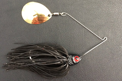 3/8 oz. Single Colorado Shad Head Spinnerbait
