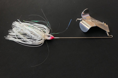 3/8 oz Shad Head Buzzbait (Long)