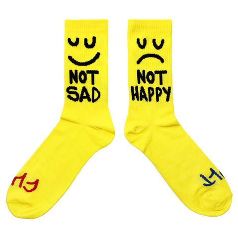 This Night Socks - Yellow