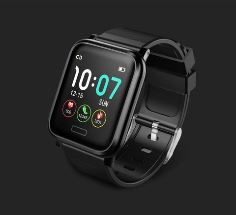 L8STAR B1 Smart Watch Blood Pressure Oxygen Sport 30Days Long Battery Life Fitness Tracker Health Bracelet Heart Rate Monitor