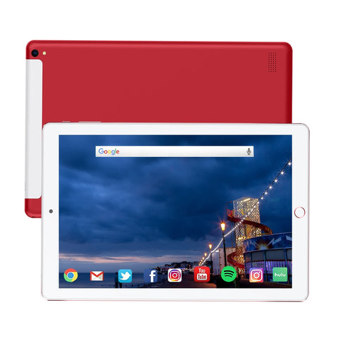 10.1 inch Tablet Pc Quad Core 2019 Original powerful Android 8.0 3GB RAM 32GB ROM IPS Dual SIM Phone Call Tab Phone