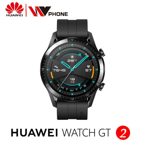 Huawei Watch GT 2 Smart watch Bluetooth Smartwatch 5.1 Phone Call Heart Rate Tracker For Android iOS