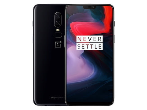 "Original New Unlock Version Oneplus 6 Mobile Phone 6.28"" 8GB RAM 128GB Dual SIM Card Snapdragon 845 Octa Core Android Smartphone"