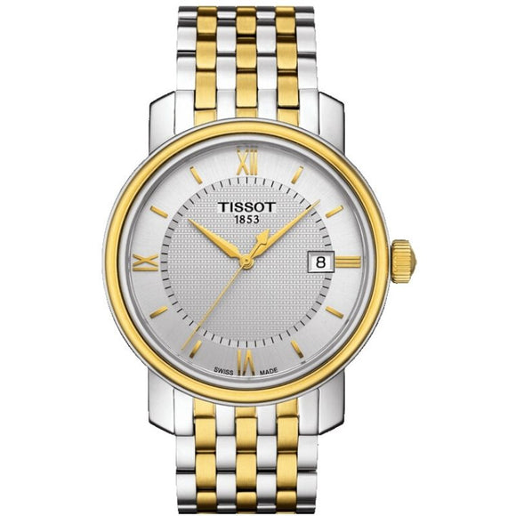 Mens Tissot Bridgeport Watch T0974102203800