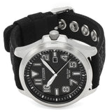 Mens Citizen Eco-drive Sports Stainless Steel Watch AW1410-08E