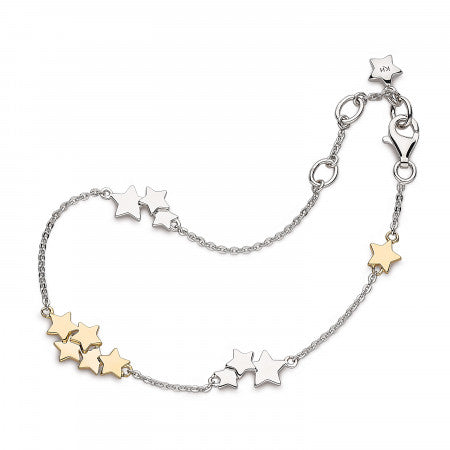 Kit Heath Stargazer Stellar Two Tone Bracelet