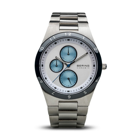 Bering brushed silver | 32339-707