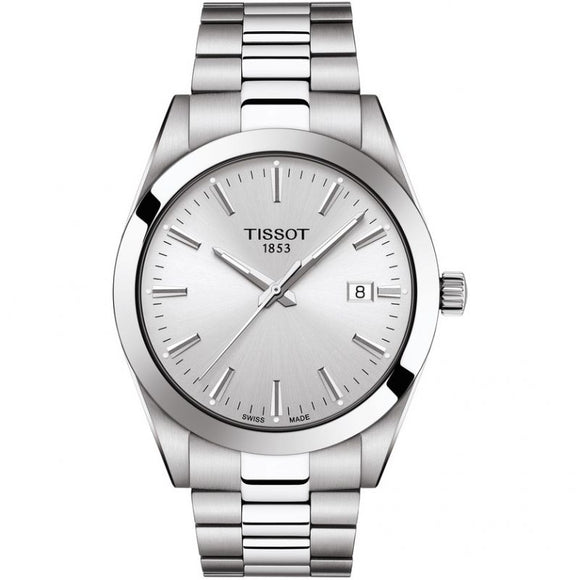 Tissot Gentleman Watch T1274101103100