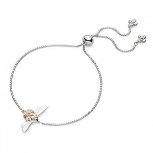 Kit Heath Blossom Flyte Queen Bee Toggle Bracelet
