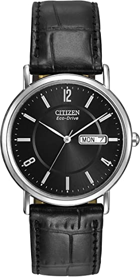 Mens Citizen Eco-drive Stainless Steel Watch BM8240-03E