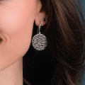 Kit Heath Stargazer Nova Disc Drop Earrings