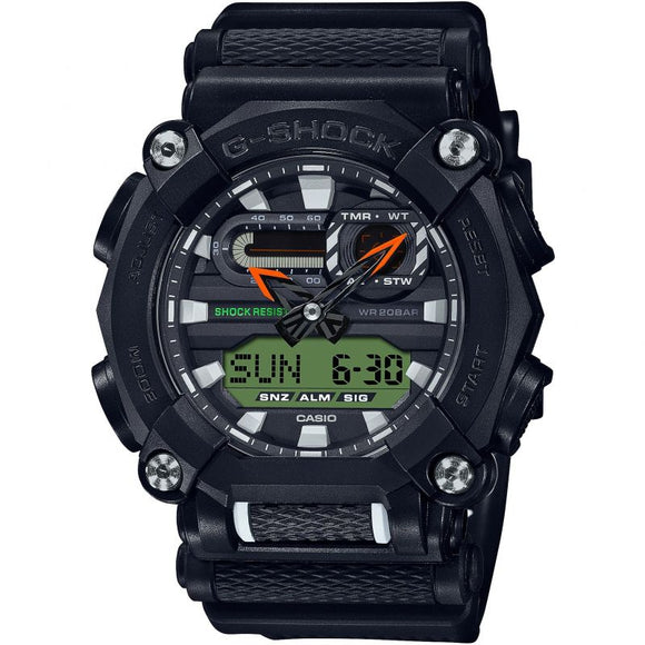 Casio G Shock Heavy Duty Watch GA-900E-1A3ER