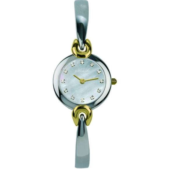 Ladies Michel Herbelin Feminines Watch 17001/BT59