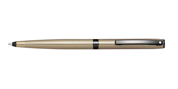 Sheaffer Sagaris Titanium Gray Ballpoint Pen