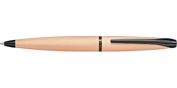 Cross ATX Brushed Rose Gold Ballpoint Pen