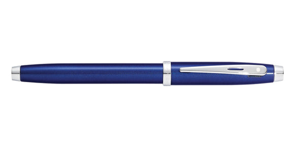 Sheaffer 100 Blue Lacquer Rollerball Pen