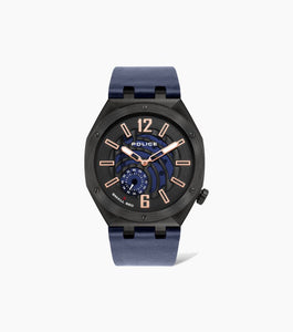 Police Gents Gobustan Strap Watch