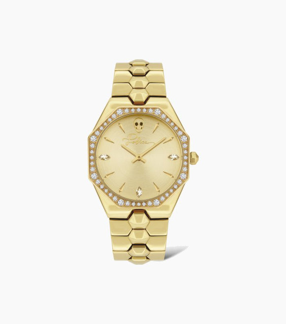 POLICE LADIES G/P MONTARIA WATCH
