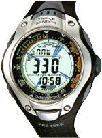 Casio Unisex Watch CASIO SPORT-PRO TREK