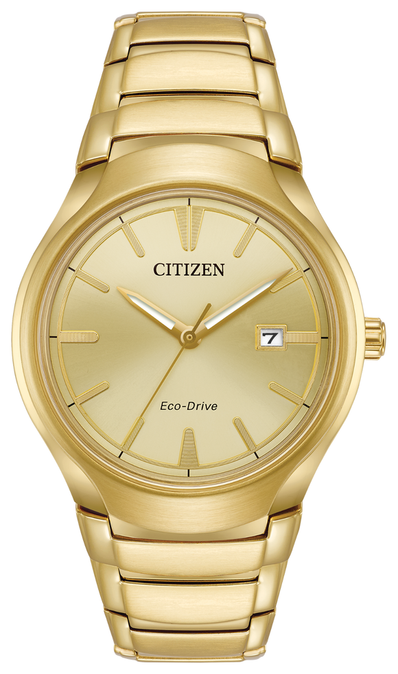 Citizen Gents Gold Plated Dress Watch