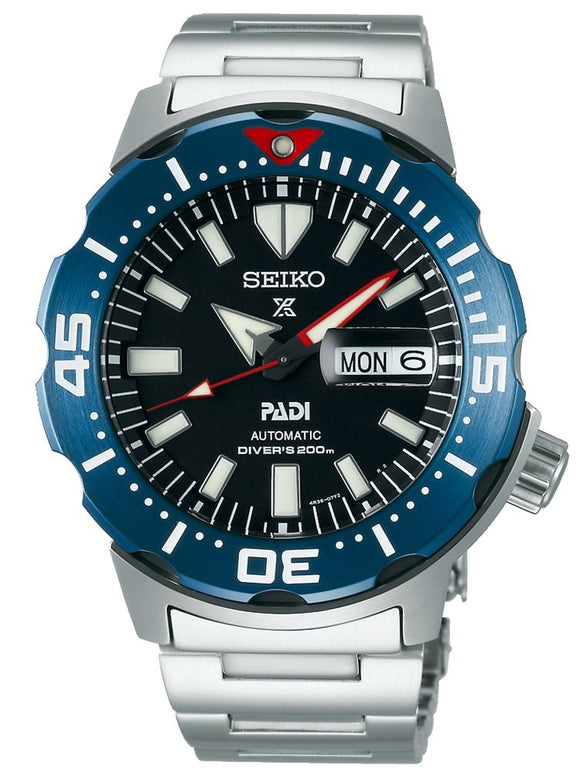 Seiko Special Edition Mens Prospex PADI Automatic Watch