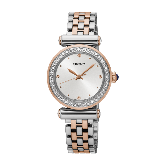 SEIKO LADIES 2 COLOUR