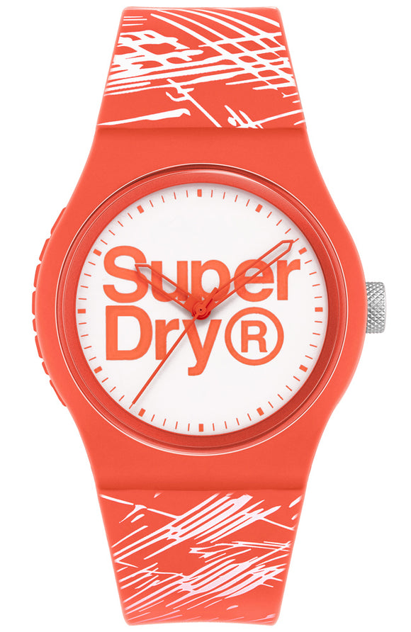 SUPERDRY Urban Original Orange Strap