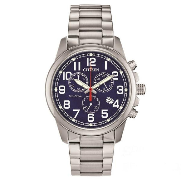 Citizen Chronograph Eco-Drive Gents Bracelet Watch