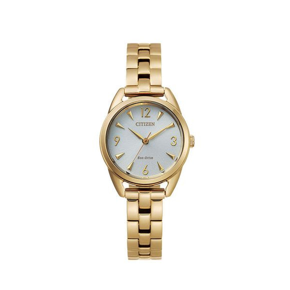 Citizen Eco-Drive Ladies Silhouette Bracelet Watch EM0682-74A