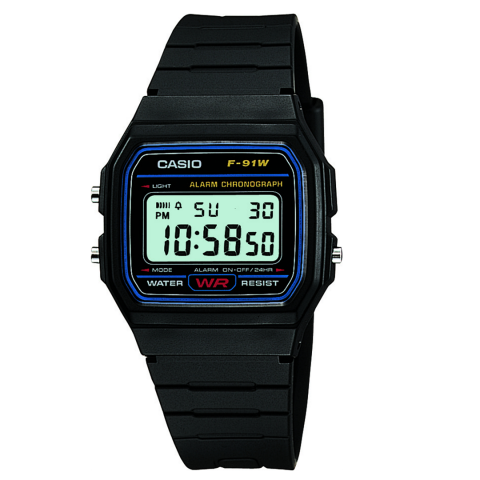 CASIO DIGITAL WATCH MICROLIGHT