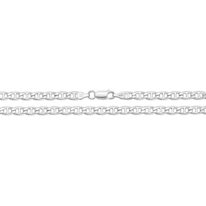 Sterling Silver Anchor Chain