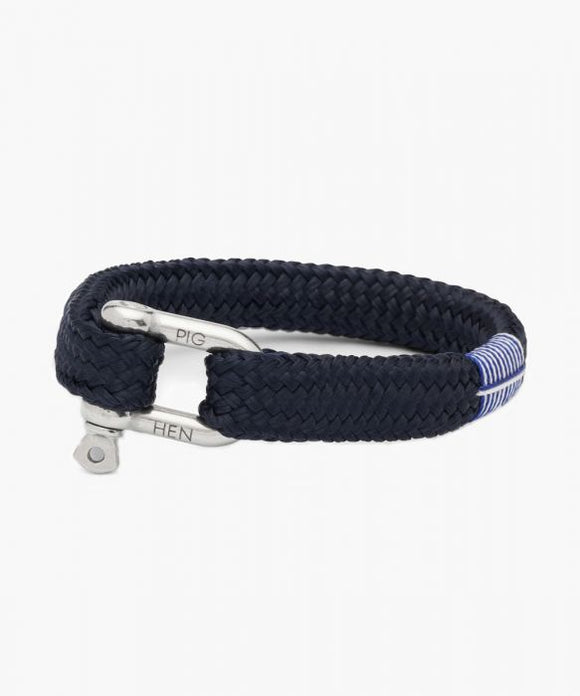 PIG & HEN GORGEOUS GEORGE NAVY | SILVER