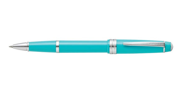 Cross Bailey Light Polished Teal Resin Rollerball Pen