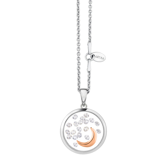 Astra Moon Necklace