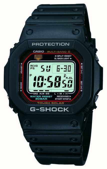 Casio Gents G-Shock Digital Alarm Chronograph