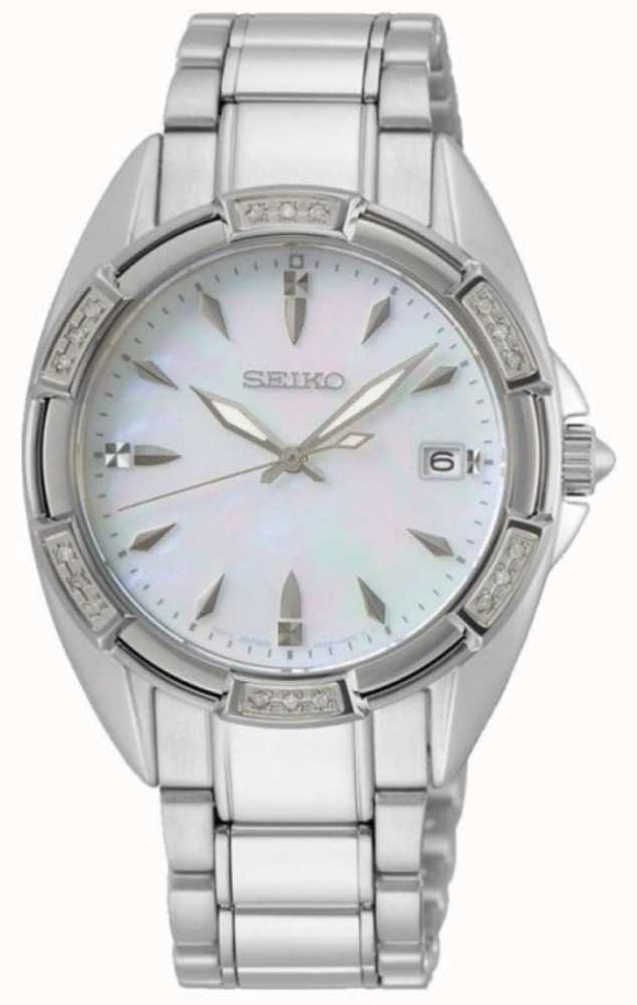 Seiko Conceptual Series Ladies Stainless Steel Bracelet