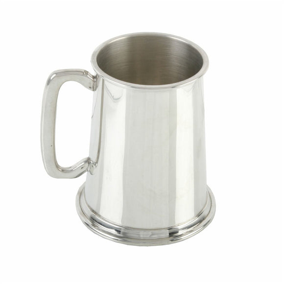 1 Pint Pewter Harvey Makin Tankard